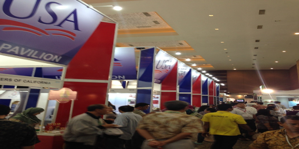 2014 Food Ingredients Asia Trade Show in Jakarta, Indonesia
