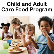 Child and Adult Care Food Program in Nevada