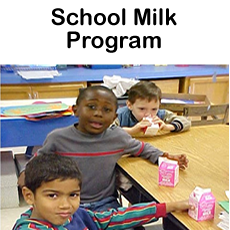 School Milk Program in Nevada