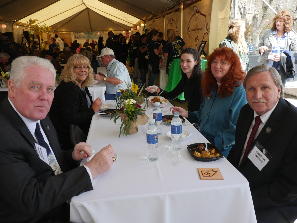 2015 Agriculture Day at the Nevada Legislature