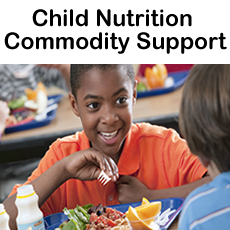 Child Nutrition Commodity Support