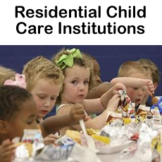 Residential Child Care Institutions